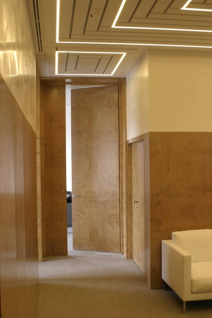 Reforma planta oficinas edificio bankinter madrid 2014 - Bankinter oficinas en madrid ...