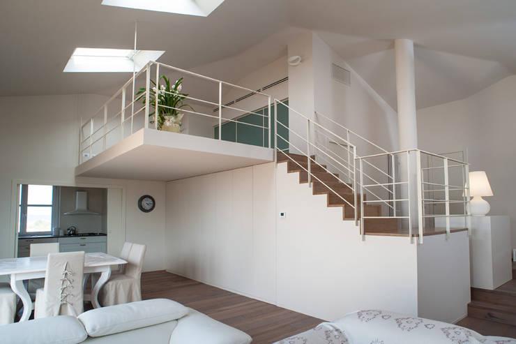 6 stili di soppalco per 6 case da sogno - Soppalco autoportante ...