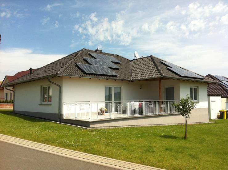 10 pi knych dom w z dachem kopertowym - Mohring architekten ...