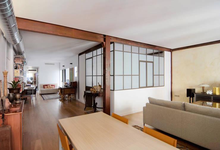 Maak je eigen room divider zes tips - Cm4 arquitectos ...