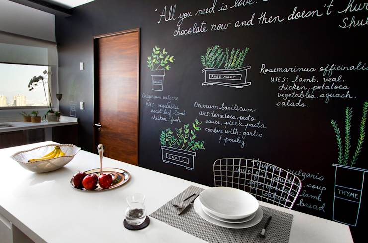 modern Kitchen by Concepto Taller de Arquitectura