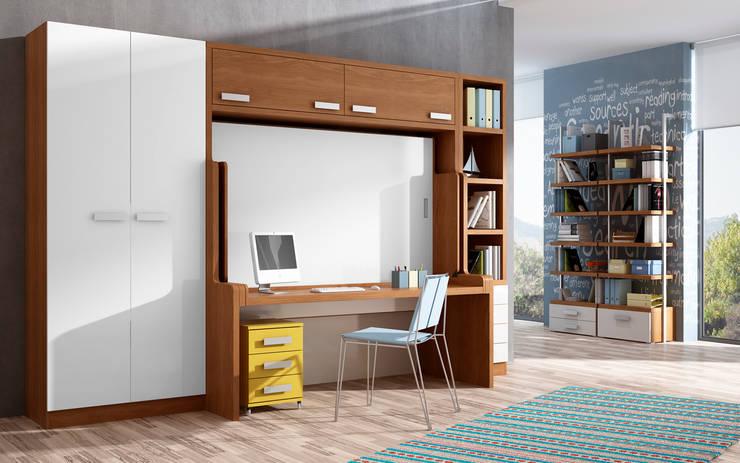 Muebles parchis dormitorios juveniles muebles for Muebles juveniles abatibles