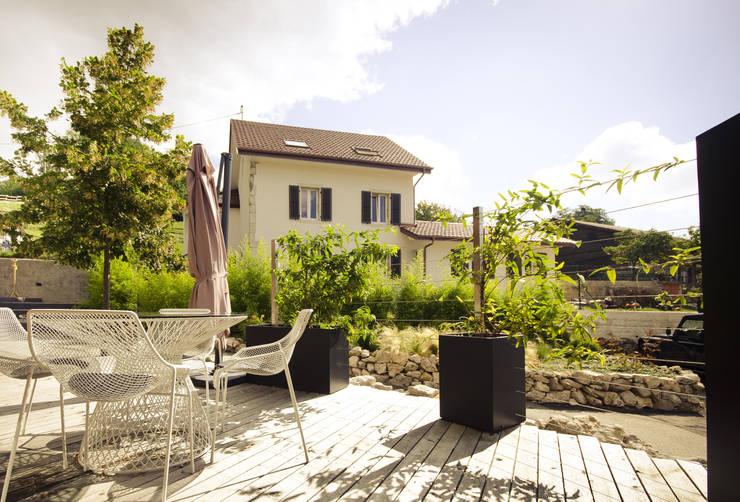 quel type de sols pour ma terrasse. Black Bedroom Furniture Sets. Home Design Ideas