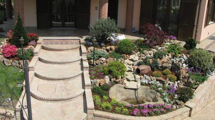 Dicas de como fazer jardins com pedras