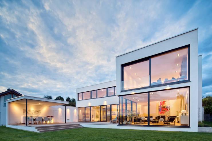 Modern wohnen die besten tipps tricks - Architektur einfamilienhaus modern ...
