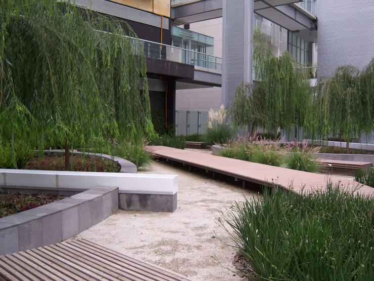Parques polanco kvr arquitectura de paisaje de kvr for Arquitectura del paisaje