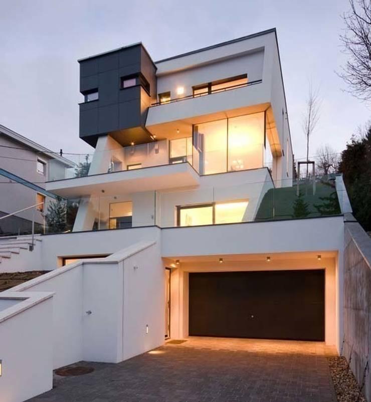 hanghaus 1170 wien von aichberger architektur zt homify. Black Bedroom Furniture Sets. Home Design Ideas