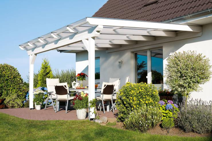 sonnige momente mit einem selbstgebauten terrassendach. Black Bedroom Furniture Sets. Home Design Ideas