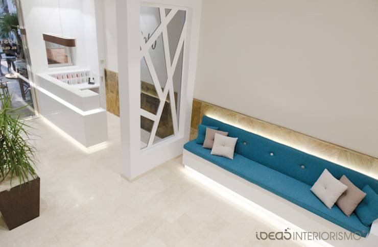Hotel el globo decoraci n mediterr nea de ideas for Ideas interiorismo