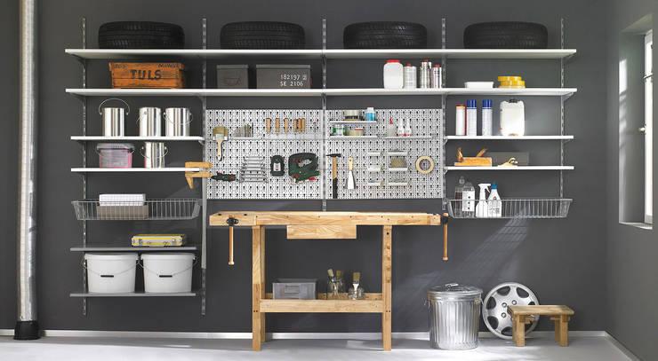 7 idee preziose per ottimizzare lo spazio in un piccolo garage for Piani di garage con lo spazio del negozio