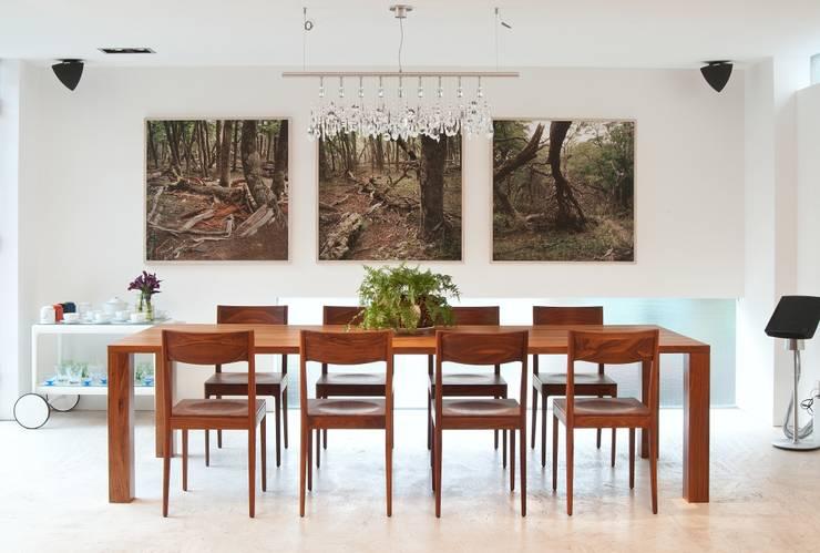 As mesas de jantar mais avassaladoras for Comedores minimalistas