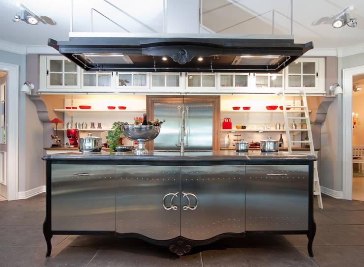 5 moderne Art déco Küchen