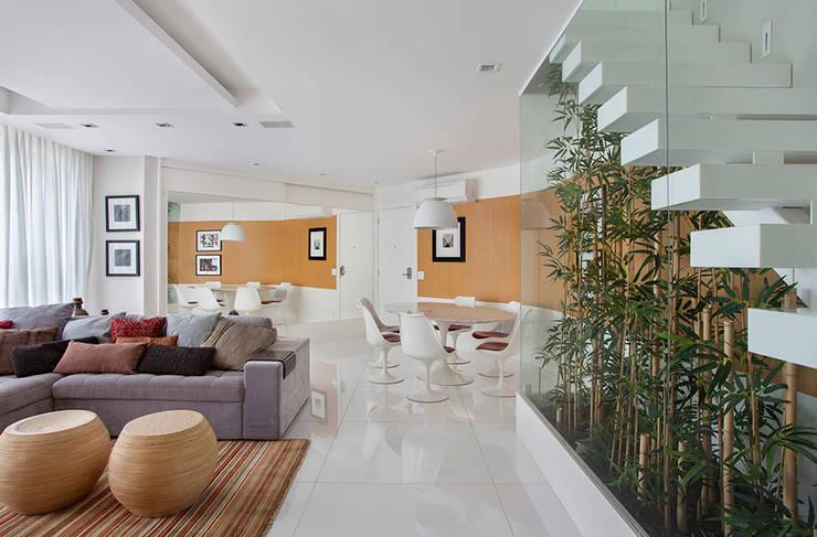 escada jardim de inverno:Jardins de inverno na sala sala de estar!