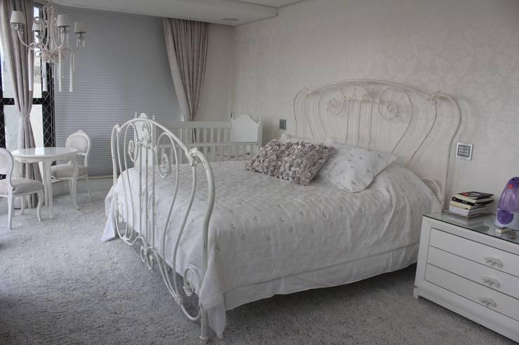 Fazenda r stica mescla estilos - Camere da letto retro ...