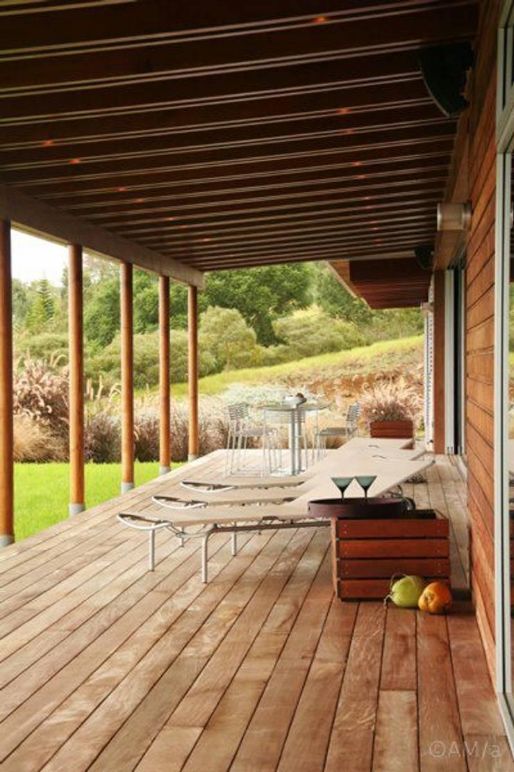 Lani nui ranch by alvaro moragrega / arquitecto homify.