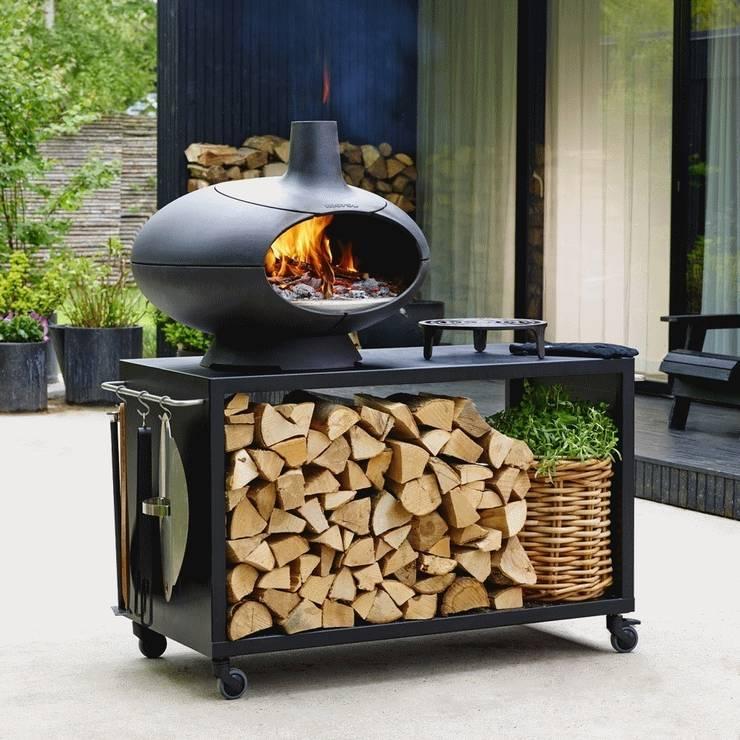 20 barbecues modernes croquer. Black Bedroom Furniture Sets. Home Design Ideas