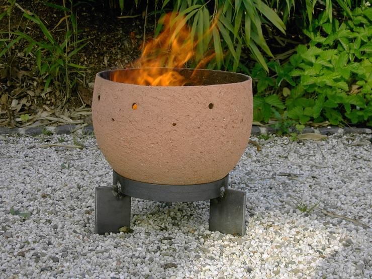 Die Vorstellung Der Wärme Von Der Feuerstelle Ist Einfach Unglaublich