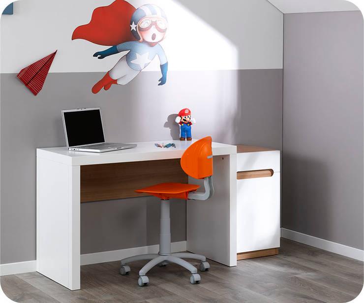 5 id es de chambres pour les gar ons. Black Bedroom Furniture Sets. Home Design Ideas