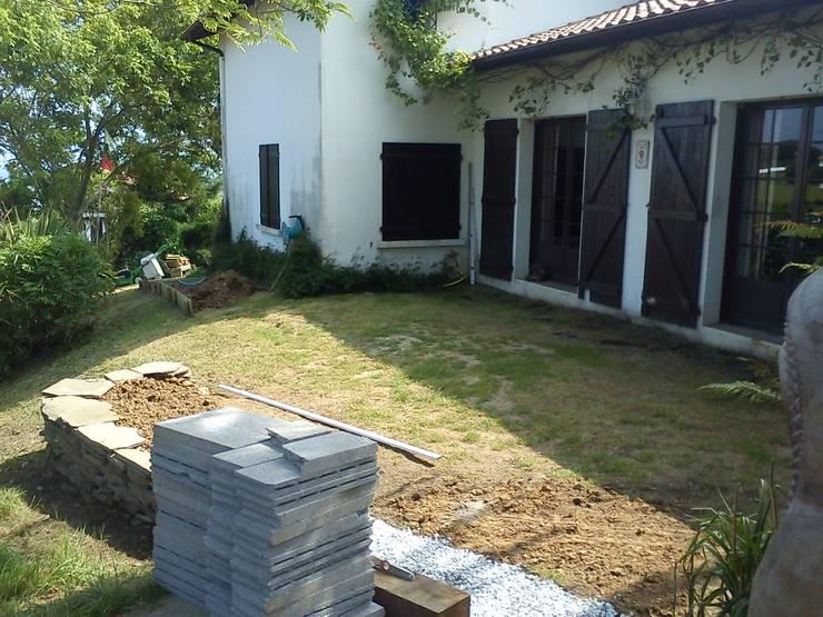 5 pasos para construir una terraza de madera en el patio - Construir una terraza ...