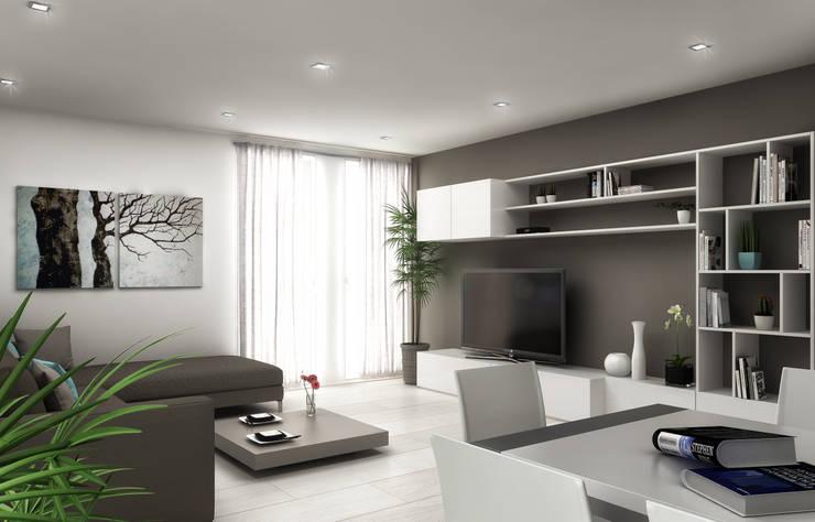 42 foto di soggiorni moderni fantastici e facili da realizzare - Immagini soggiorno moderno ...