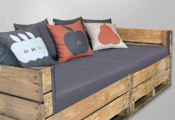 canap s in outdoor r cup 39 lulu par sandrine veyrunes cloarec homify. Black Bedroom Furniture Sets. Home Design Ideas