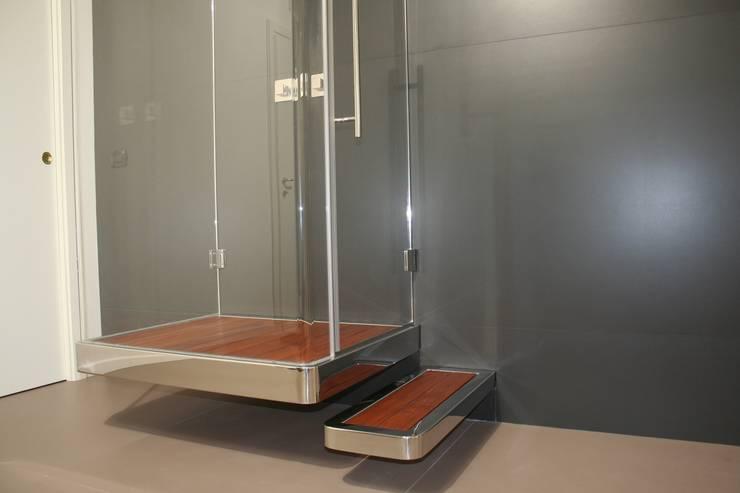 Idee Bagno Con Gradino ~ Idee Creative di Interni e Mobili