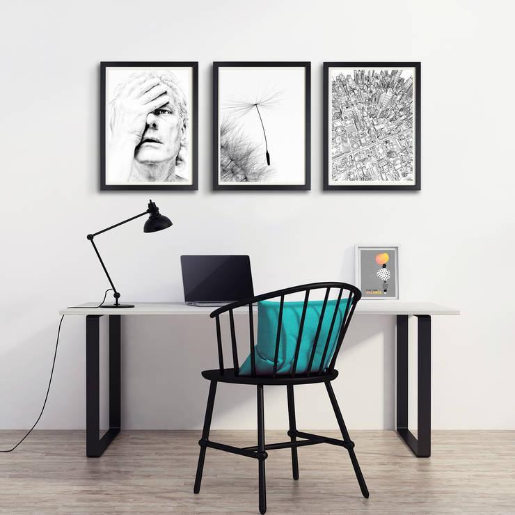 kreative wandgestaltung mit wandbildern von posterlounge. Black Bedroom Furniture Sets. Home Design Ideas