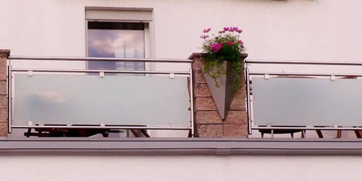 balkon terrassengel nder von stalmach group homify. Black Bedroom Furniture Sets. Home Design Ideas