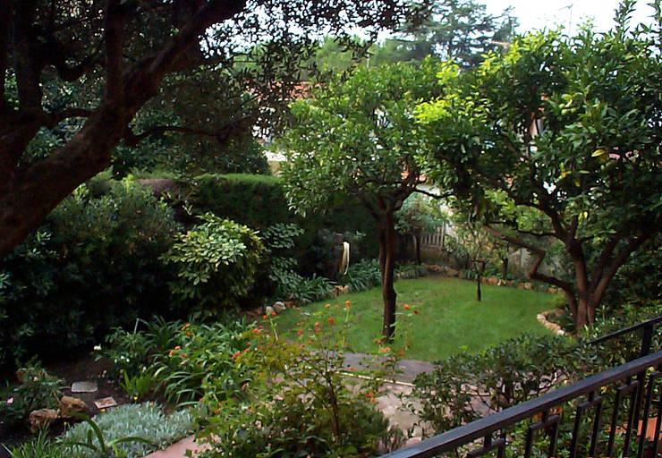 Giardini mediterranei di italiagiardini homify - Giardino mediterraneo ...