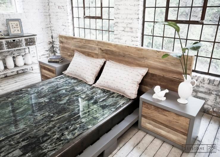Testate per il letto le pi belle sono imbottite e in legno - Testate da letto imbottite ...