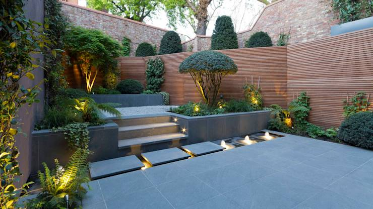 19 id es simples pour cr er un jardin magnifique - Jardin sureleve creation ...