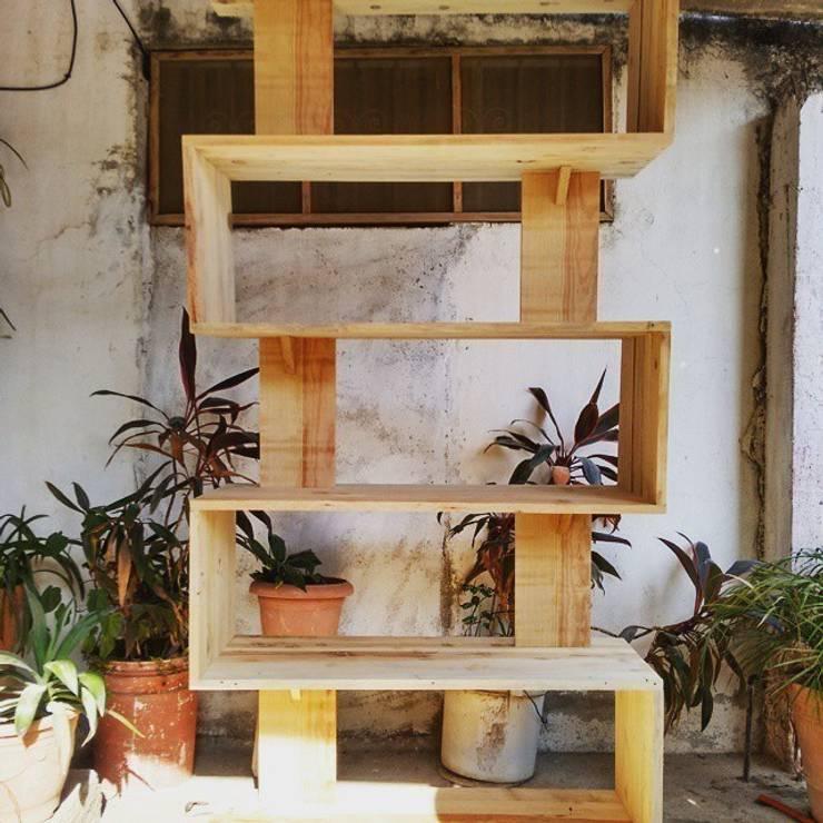 Jardineras de madera para interior y exterior - Jardineras para interiores ...