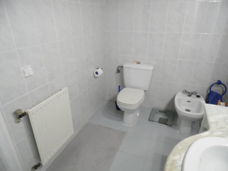 Reforma Baño Rustico:Reforma de baño rústico en Valencia: de estilo de scala-proyectos