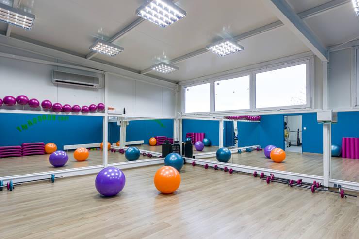 Haz tu propio gym en casa aqu te decimos c mo for Gimnasio zig zag