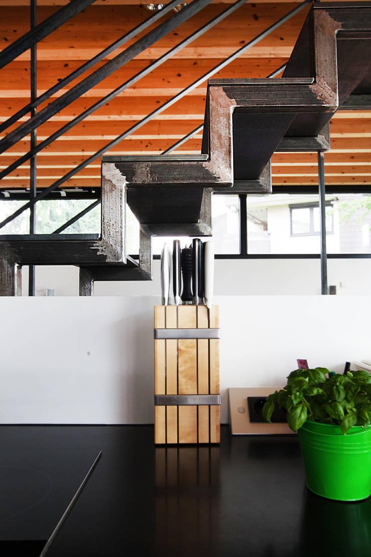 doppelhaush lfte wi10 ber dem kessel von schiller architektur bda homify. Black Bedroom Furniture Sets. Home Design Ideas
