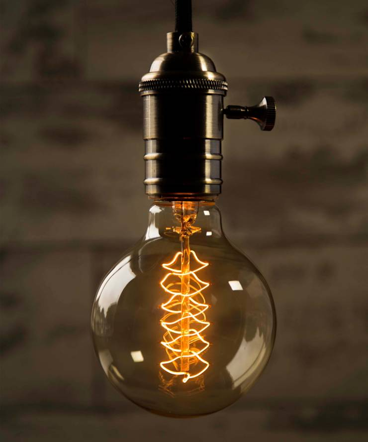 vintage light bulbs by william and watson homify. Black Bedroom Furniture Sets. Home Design Ideas