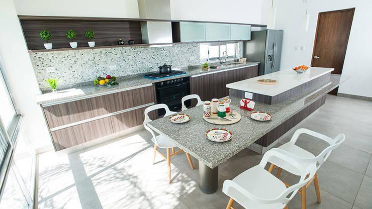 6 tips para una cocina moderna limpia y reluciente - Ancona cocinas ...
