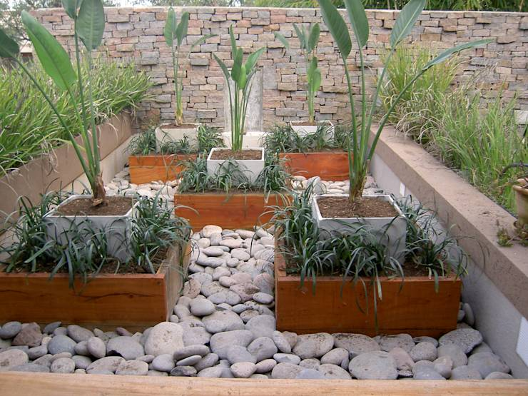 asian Garden by BAIRES GREEN MUEBLES