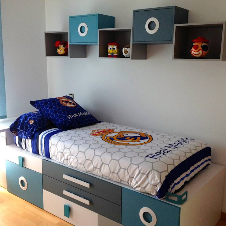 tendenziell blau 9 farben f r kinderzimmer. Black Bedroom Furniture Sets. Home Design Ideas