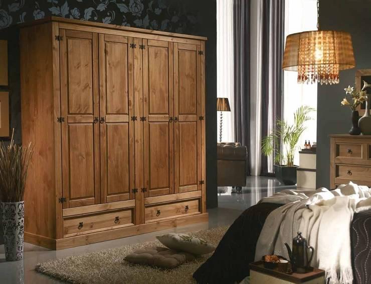 6 spunti per creare una camera da letto rustica da favola for Rustico un telaio cabina
