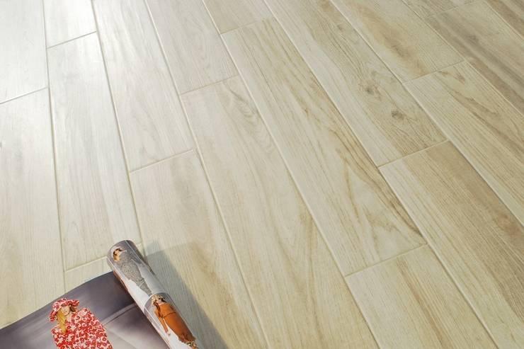 Gres porcellanato finto legno di italiangres homify for Piastrelle woodland