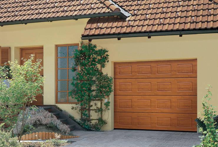 Garajes 10 ventajas de las puertas seccionales for Centre de liquidation porte et fenetre