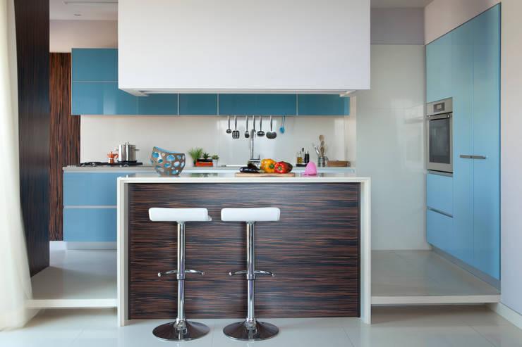 10 fantastiche cucine con isola per rivoluzionare casa - Cucina piccola con isola ...