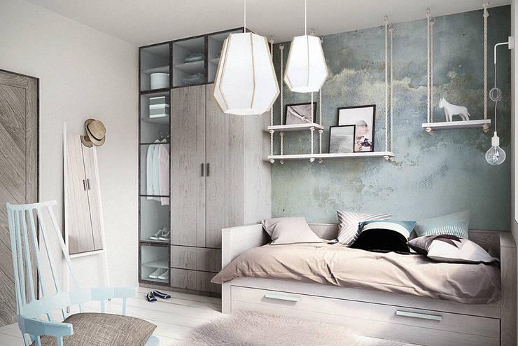 kleine schlafzimmer zum staunen 7 tolle ideen. Black Bedroom Furniture Sets. Home Design Ideas