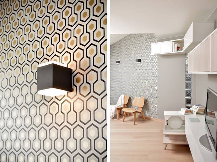 Am nagement d 39 un appartement contemporain for Architecte interieur geneve