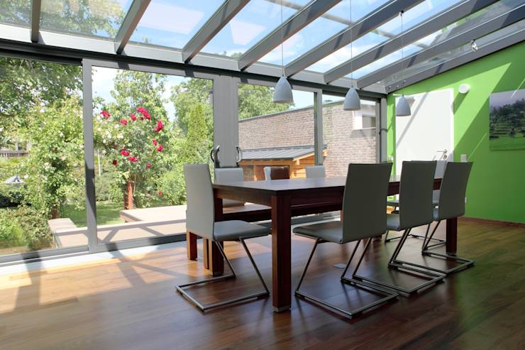 Come organizzare la perfetta veranda moderna for Come trovare la casa perfetta