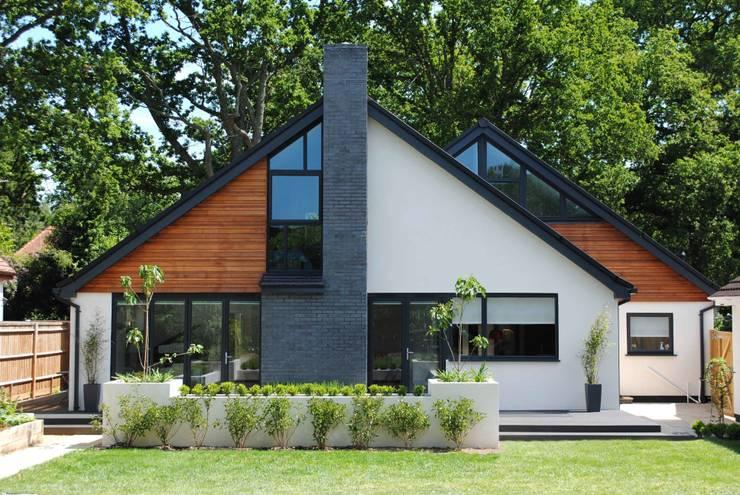 10 Fachadas De Casas Pequenas Para Copiar