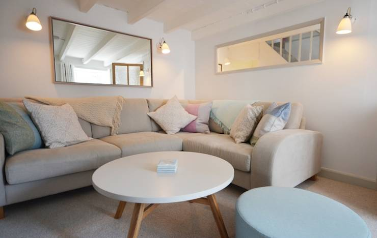 Ideas extraordinarias para el living for Living modernos en espacios pequenos
