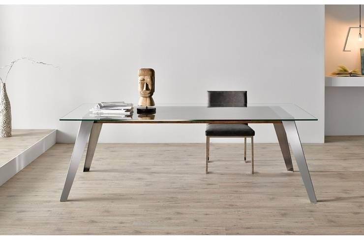 Estilos diferentes para tu mesa de escritorio - Mesas despacho diseno ...