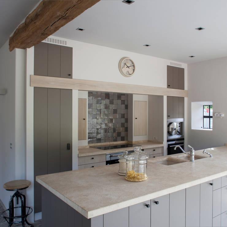 Keukentegels echte eyecatchers - Keuken originele keuken ...
